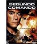 Dvd Segundo Em Comando / Jean Claude Van Damme