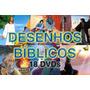 Dvd Desenho Biblicos Coleçao Completa