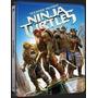 Tartarugas Ninja, As - Blu Ray Steelbook 3d + 2d, Legendado