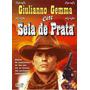 Dvd - Sela De Prata - Giuliano Gemma - Dublado