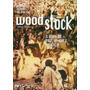 Woodstock - 3 Dias De Paz, Amor E Música - Dvd Seminovo