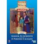 Dvd Desenhos Bíblicos Histórias Inesquecíveis Vol. 10 Usado