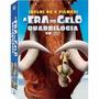 Quadrilogia A Era Do Gelo Box C/ 4 Dvds Lacrado Original