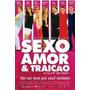 Dvd Sexo Amor & Traição Malu Mader Murilo Benicio Fabio Assu