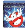 Blu-ray Os Caça-fantasmas 1 E 2 - Original Lacrado