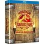 Blu-ray Jurassic Park Trilogia Clássica Coleção Colecionador