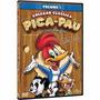 Pica - Pau E Seus Amigos Vol 1 Dvd Lacrado Original