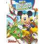 Dvd Volta Ao Mundo A Casa Do Mickey Mouse Disney Júnior