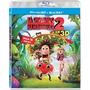 Blu-ray 3d Tá Chovendo Hamburguer 2 - Original