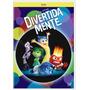Divertida Mente Dvd Pixar Desenho Infantil
