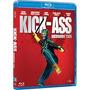Blu-ray Kick Ass - Quebrando Tudo - Dublado - Lacrado