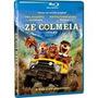 Blu-ray Zé Colmeia - O Filme - Dublado