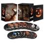 Halloween - A Coleção Completa - Blu Ray 10 Filmes,15 Discos