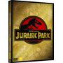 Trilogia Jurassic Park - 3 Dvds - Original - Lacrado C/luva