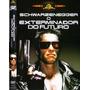 Dvd O Exterminador Do Futuro Schwarzenegger - Novo Lacrado