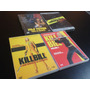 Kit 4 Dvds Tarantino Kill Bill Pulp Fiction Cães De Aluguel
