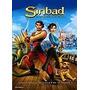 Sinbad - A Lenda Dos Sete Mares ( Dvd Original )