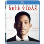 Blu Ray Sete Vidas - Will Smith - Original, Novo, Lacrado