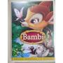 Dvd Bambi -duplo - Original- Lacrado