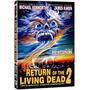 Dvd A Volta Dos Mortos Vivos 2 / Dublado (1988)