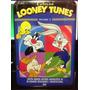 Dvd Box Lata Coleção Looney Tunes - Volume 2 - 4 Dvds Raro