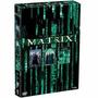 Dvd - Coleção Matrix Trilogia 3 Discos