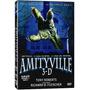 Dvd Amityville A Casa Do Medo 1983 Novo Orig Lacrado Terror