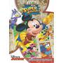 Dvd Super Aventura! Disney Júnior A Casa Do Mickey Mouse