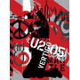Dvd U2 - Vertigo 2005 Live From Chicago Semi Novo Original