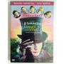 Dvd Duplo - A Fantástica Fábrica De Chocolate - Johnny Depp