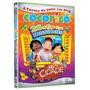 Dvd Cocoricó 26 Clipes Musicais Na Cidade Orig-usado