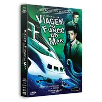 Viagem Ao Fundo Do Mar 4ª Temporada Volume 1 (4 Dvd´s) Orig.