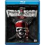 Blu-ray - Piratas Do Caribe 4 - Navegando Em Águas Misterio