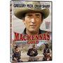 Dvd O Ouro De Mackenna (1969) Gregory Peck , Omar Sharif