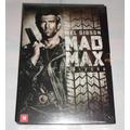 Box Dvd Trilogia Mad Max - Mel Gibson Original Lacrado