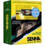 Blu Ray Senna Ed Especial + Miniatura Mclaren + Livro - Novo