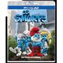 Blu-ray 3d + Blu-ray Os Smurfs Lacrado Original Novo