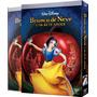 Dvd Branca De Neve E Os Sete Anões - Dvd Duplo Original