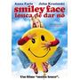 Dvd Smiley Face Louca De Dar Nó Anna Faris Frete Gratis*