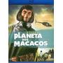 Blu-ray - A Fuga Do Planeta Dos Macacos - Roddy Mcdowall