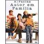 Dvd - Autor Em Familia - Al Pacino, Dyan Cannon