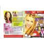 Dvd Hannah Montana - Perfil De Pop Star, Disney, Original