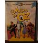 Dvd O Mágico De Oz - Filme Em Inglê Português E Espanhol