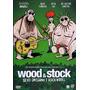 Dvd - Wood E Stock - Sexo, Orégano E Rock´n´roll