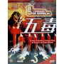 Os 5 Venenos De Shaolin Dvd Original China Video