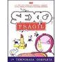 Dvd Sexo Fragil 1° Temp Lazaro Ramos Wagner Moura Frete G*