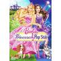 Dvd Barbie - A Princesa Pop Star - Original - Novo - Lacrado