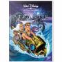 Dvd Atlantis - O Retorno De Milo Seminovo