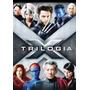 X- Men Trilogia 1-2-3 Novo Dvd Original Lacrado