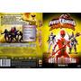 Dvd Power Rangers Dinotrovao Rota De Colisão Volume 4